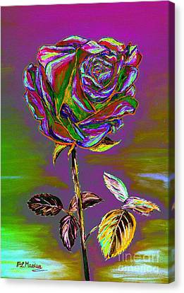 Thinking Of You. Canvas Print