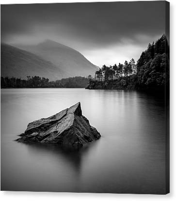Thirlmere Canvas Print by Dave Bowman
