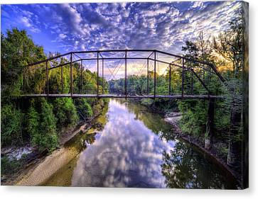 Canvas Print featuring the photograph This Is Alabama by JC Findley