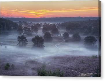 This Landscape Is Magic Canvas Print by Marc Crutzen