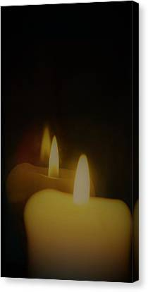 This Little Light Of Mine Canvas Print by John Glass