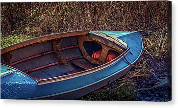 This Old Boat Canvas Print