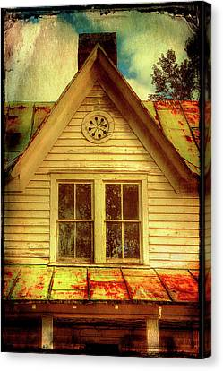 This Old House Canvas Print by Mike Eingle