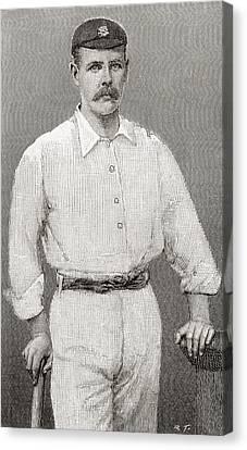 Thomas Walter Hayward, 1871 Canvas Print