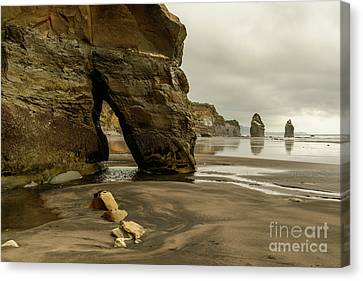 Three Sisters Canvas Print by Werner Padarin