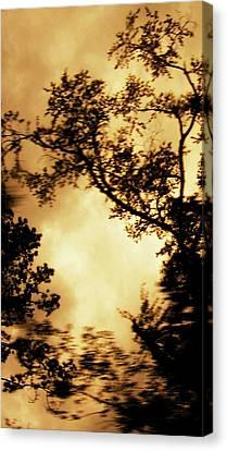 Threshold Canvas Print by Kristin Sharpe