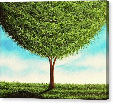 Thriving Canvas Print by Rachel Bingaman