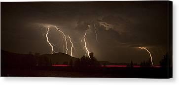 Thunderstorm IIi Canvas Print