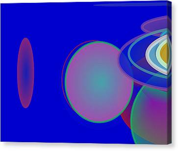 Ticker Usfd Created From Daily Parabolic Projections 4/24/2017 To 4/28/2017 - #2 Canvas Print