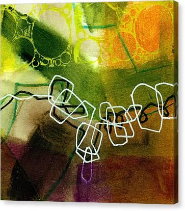 Tidal 18 Canvas Print by Jane Davies