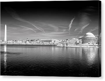 Tidal Basin Canvas Print