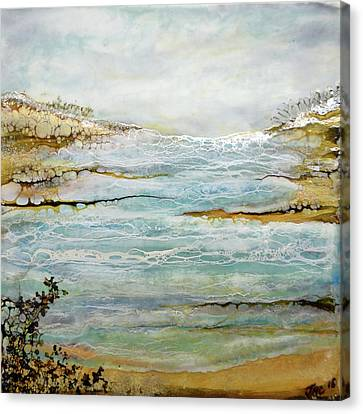 Tidal Pool 1 Canvas Print
