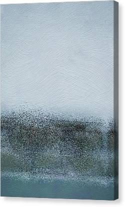 Tide Canvas Print by Susan  Epps Oliver