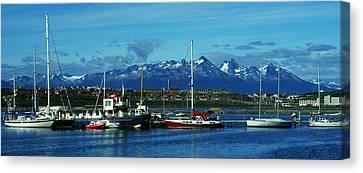 Tierra Del Fuego Canvas Print