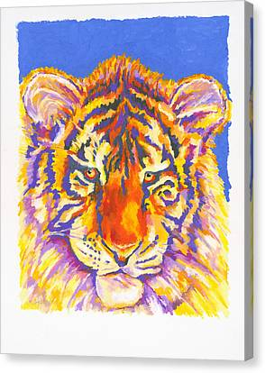 Tiger Canvas Print by Stephen Anderson