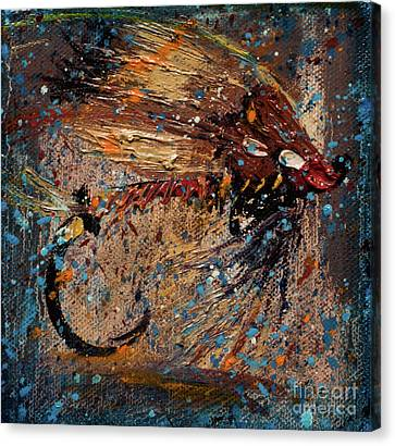 Tigerfly Outfitters 3 Canvas Print