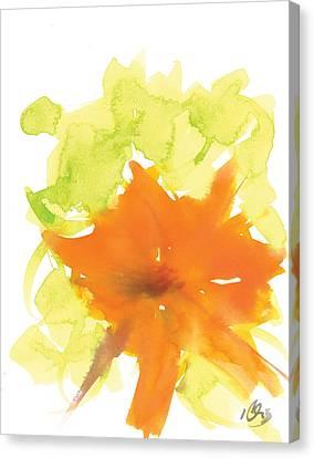 Tigerlily Canvas Print by Carl Griffasi