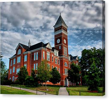 Tillman Hall Canvas Print by Lynne Jenkins
