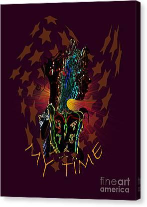 Extraordinary Time M1 Canvas Print
