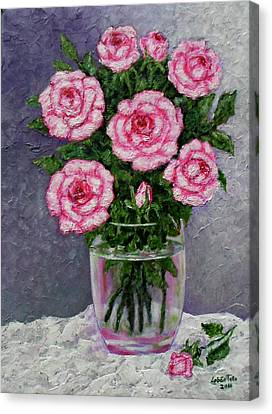 Time For Roses Canvas Print