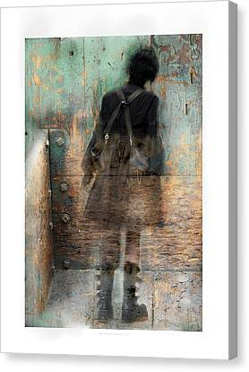 Time Passages - Beyond All Barriers Canvas Print by Bob Salo