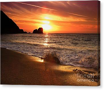 Timeless Moments Canvas Print by Scott Cameron