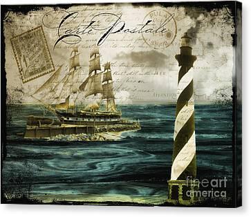 Timeless Voyage Canvas Print