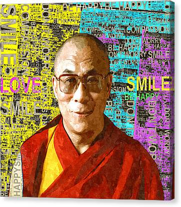 Timeless Wisdom Canvas Print