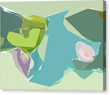 Tissue Paper Canvas Print