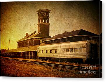Titletown Brewing Company Canvas Print by Joel Witmeyer