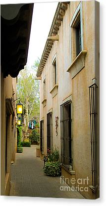 Tlaquepaque 1 Canvas Print