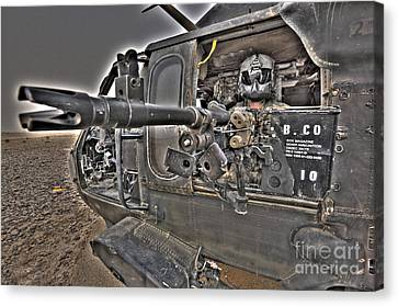 Iraq Canvas Print - Tmo100275m by Terry Moore