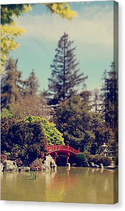 To A Faraway Land Canvas Print