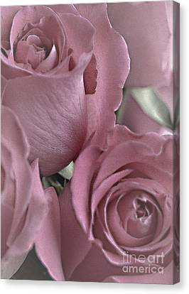 To My Sweetheart Canvas Print