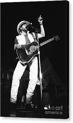 Toby Keith 95-1547 Canvas Print
