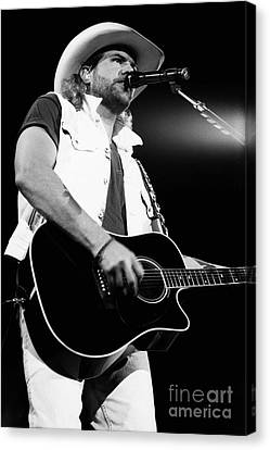 Toby Keith 95-1553 Canvas Print