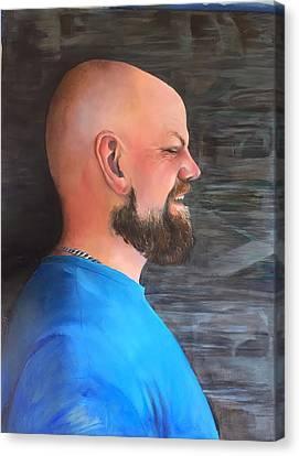 Todd Canvas Print