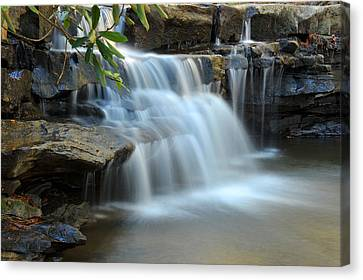 Canvas Print featuring the photograph Tolliver Fall by Dung Ma