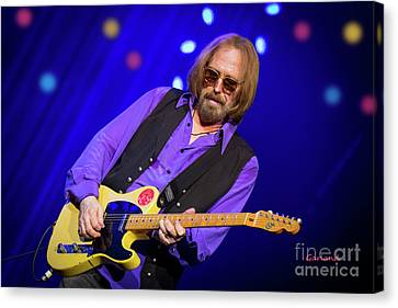 Heartbreaker Canvas Print - Tom Petty And The Heartbreakers by Garland Johnson