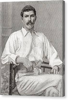 Tom Richardson, 1870 Canvas Print