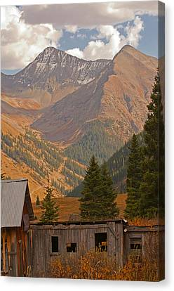 Tomboy Village 2 Canvas Print by Al Reiner
