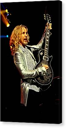 Tommy Shaw Of Styx Canvas Print
