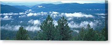 Tonto Basin Tonto National Forest Az Usa Canvas Print by Panoramic Images