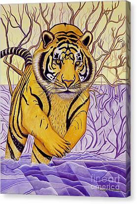 Tony Tiger Canvas Print