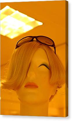 Too Bright Canvas Print by Jez C Self
