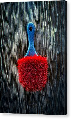 Tools On Wood 56 Canvas Print by YoPedro