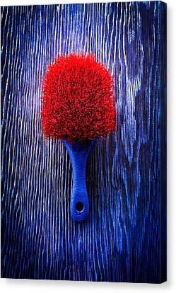 Tools On Wood 57 Canvas Print by YoPedro