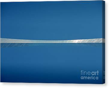 Top Of The Arch Canvas Print