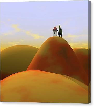 Toscana 2 Canvas Print