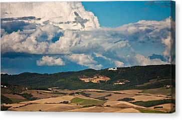 Toscana Canvas Print - Toscana by Emma Brown